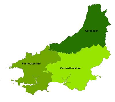 WWBIC region
